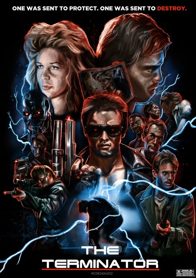 The Terminator - Poster 7
