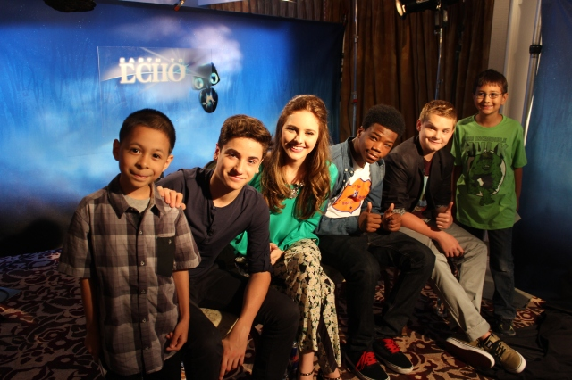 Earth to Echo - Backstage