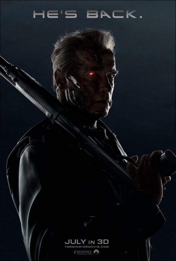 Exterminador - Genisys - Poster 2