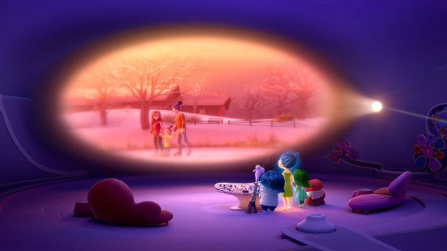 Inside Out - screenshot 10