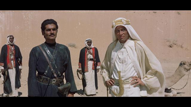 Omar Sharif - Lawrence of Arabia - Photo 1