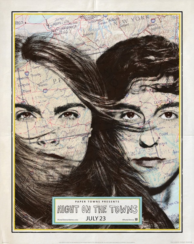 Paper Towns - Poster 2