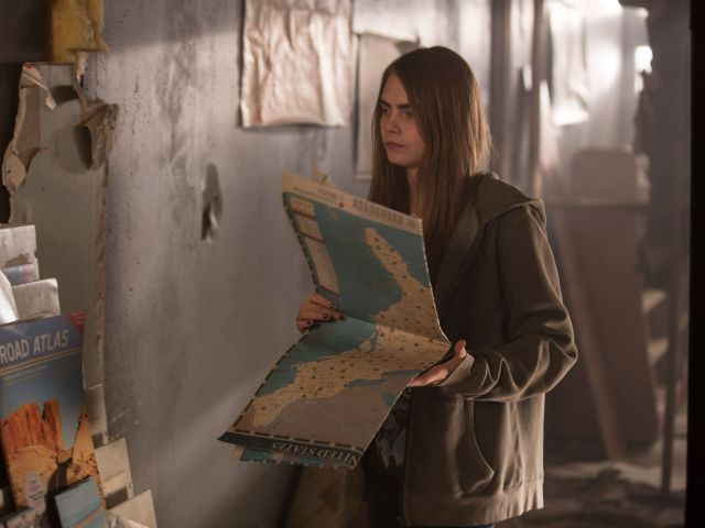 Paper Towns - screenshot 2