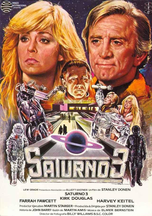 Saturn 3 - Poster 2