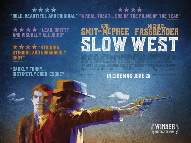 Slow West - Poster 3