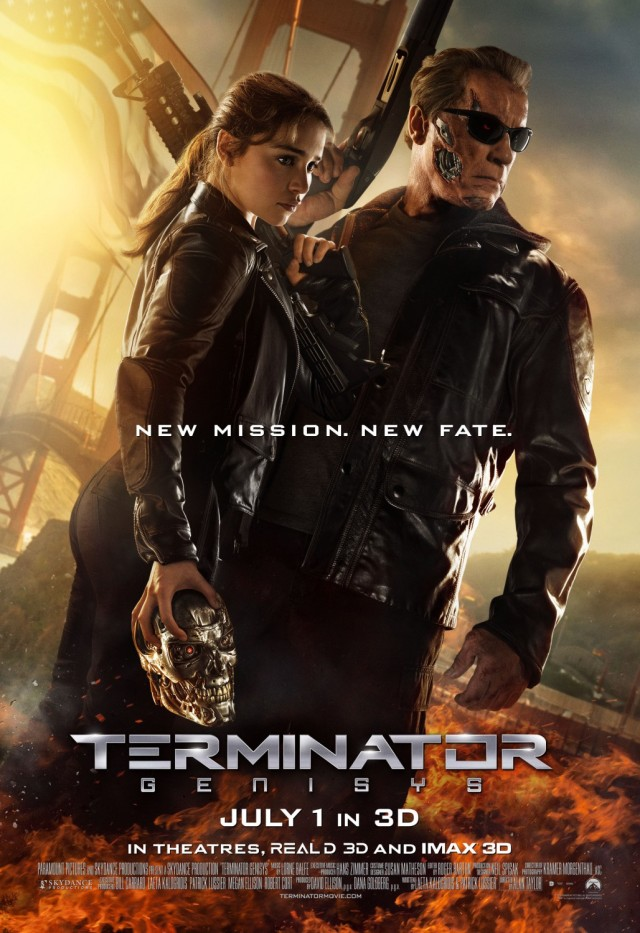 Terminator - Genisys - Poster 12