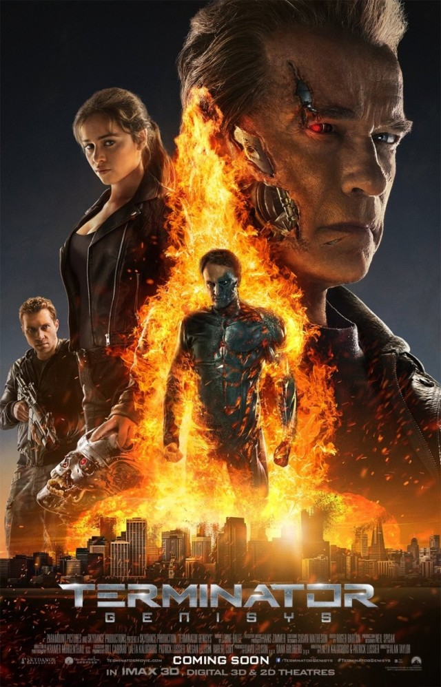 Terminator - Genisys - Poster 6