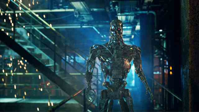 Terminator - Genisys - screenshot 1