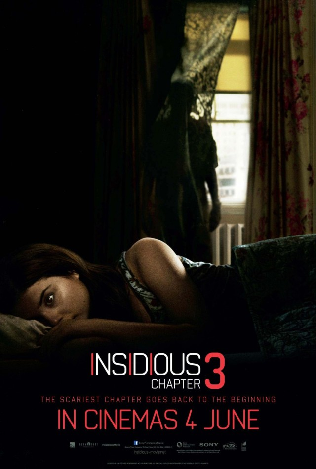 Insidious - Chapter 3 - Poster 3