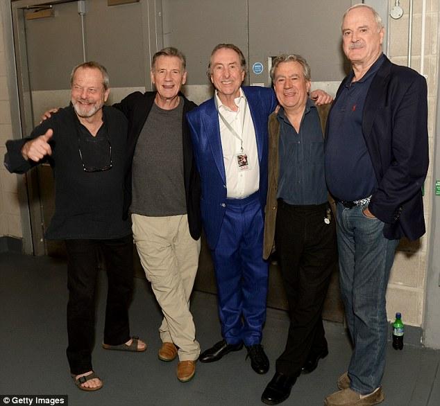 Monty Python - Terry Gilliam, Michael Palin, Eric Idle, Terry Jones and John Cleese - Photo 1