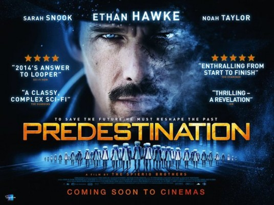 Predestination - Poster 4