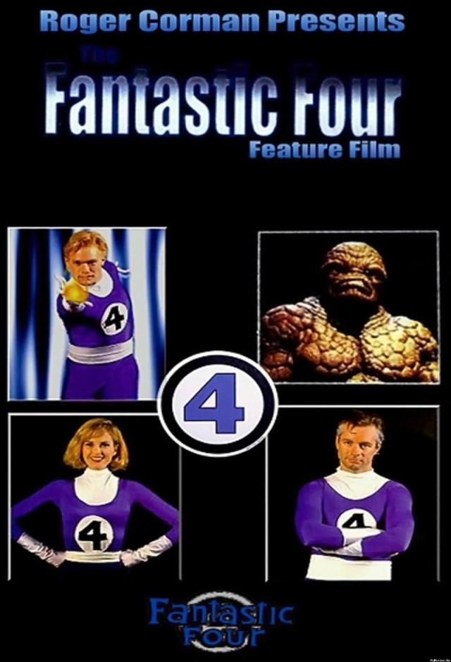 The Fantastic Four - 1994 - Poster 2