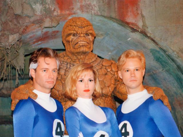 The Fantastic Four - 1994 - screenshot 2