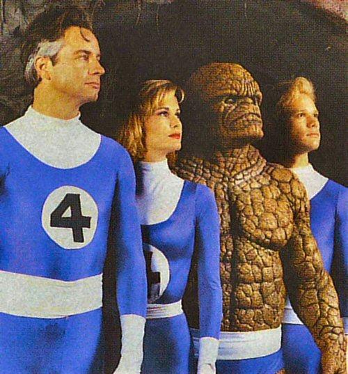 The Fantastic Four - 1994 - screenshot 3