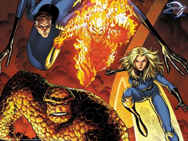 The Fantastic Four - Comics - 2