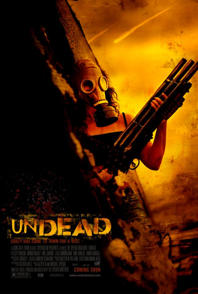 Undead - Poster 1