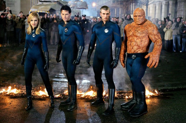Fantastic Four - 2005 - screenshot 12