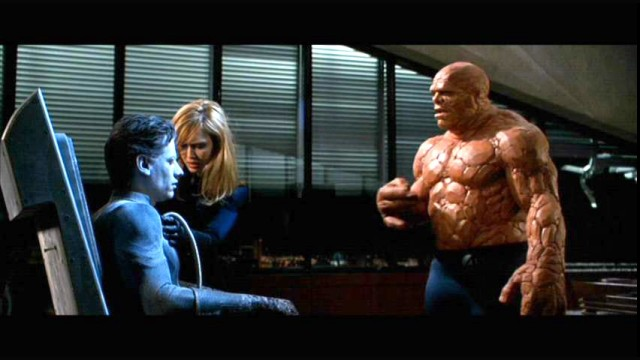 Fantastic Four - 2005 - screenshot 4