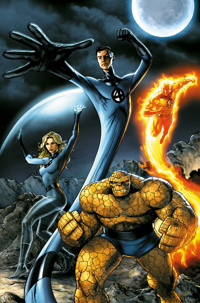Fantastic Four - Comics - 1