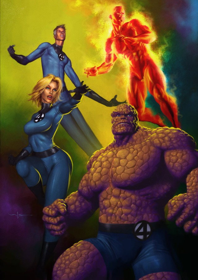 Fantastic Four - Comics - 2