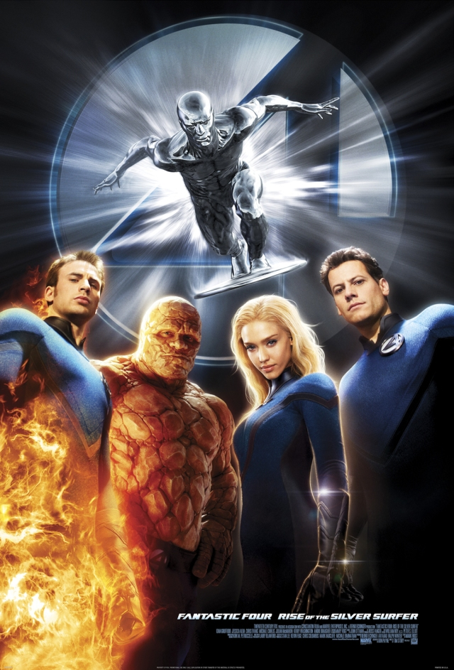 Fantastic Four - Rise of the Silver Surfer - Poster 8