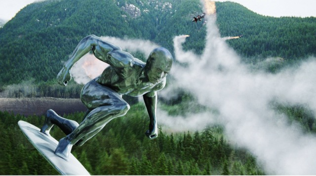 Fantastic Four - Rise of the Silver Surfer - screenshot 5