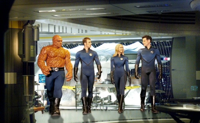 Fantastic Four - Rise of the Silver Surfer - screenshot 8