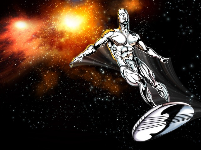 Silver Surfer - Comics - 1