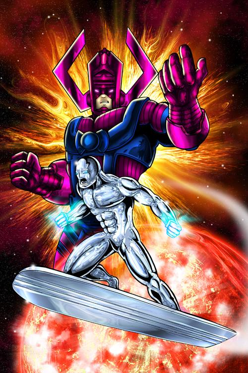 Silver Surfer - Comics - 5